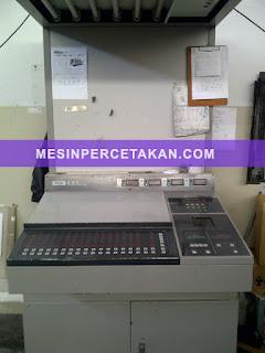 Teknologi terbaru mesin cetak Ryobi 452H | CPC Color Control