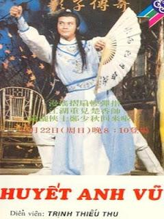 Sở Lưu Hương Tân Truyện - Huyết Anh Vũ - So Luu Huong Tan Truyen - Huyet Anh Vu