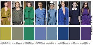 Spring 2013 2014 Fashion Color Trends,What's THE Color for 2013 2014