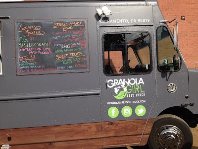 Granola Girl Food Truck