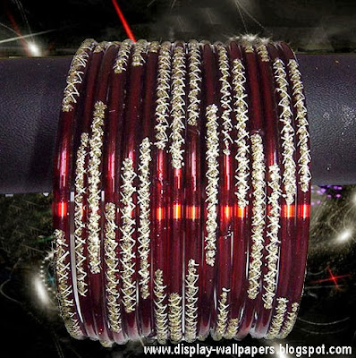 Glass Bangles Designs Photos