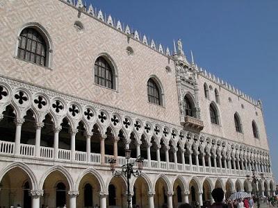 Palácio dos Doges - Veneza