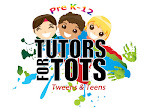 Tutors for Tots Tweens &Teens LLC