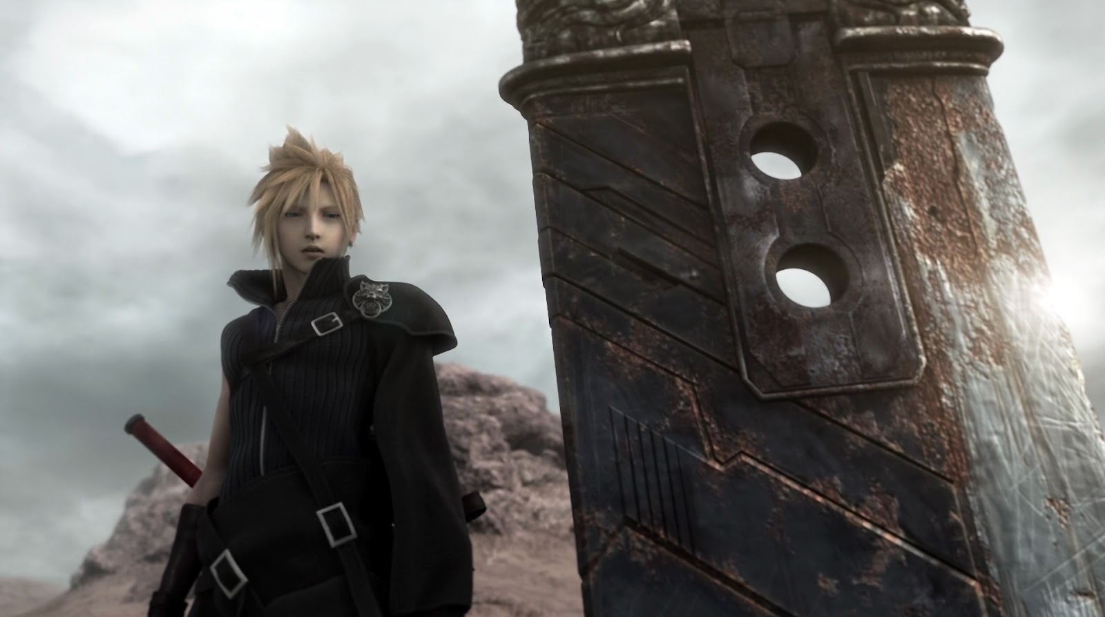 dubsub anime reviews final fantasy vii advent children