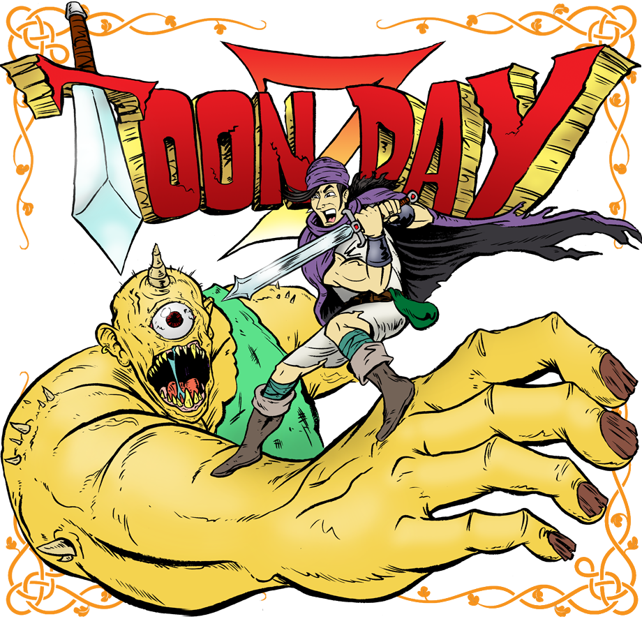 toONzDay.CoM - The Art & Comics of tOonZdAY
