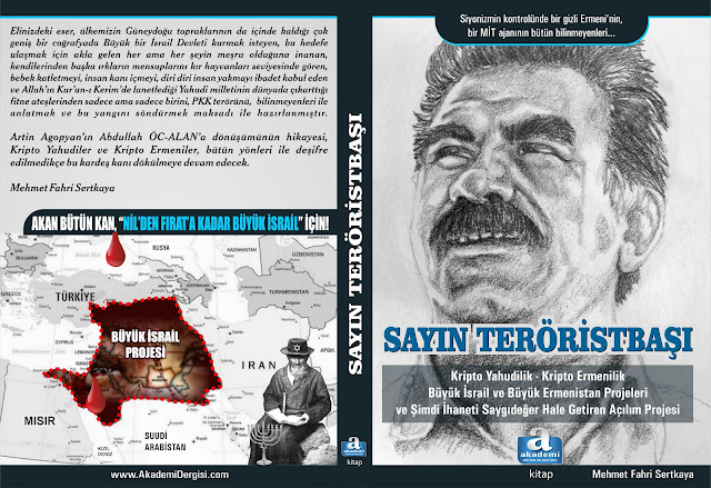 Sayın Terörist Başı: Abdullah Öcalan - Artin Agopyan