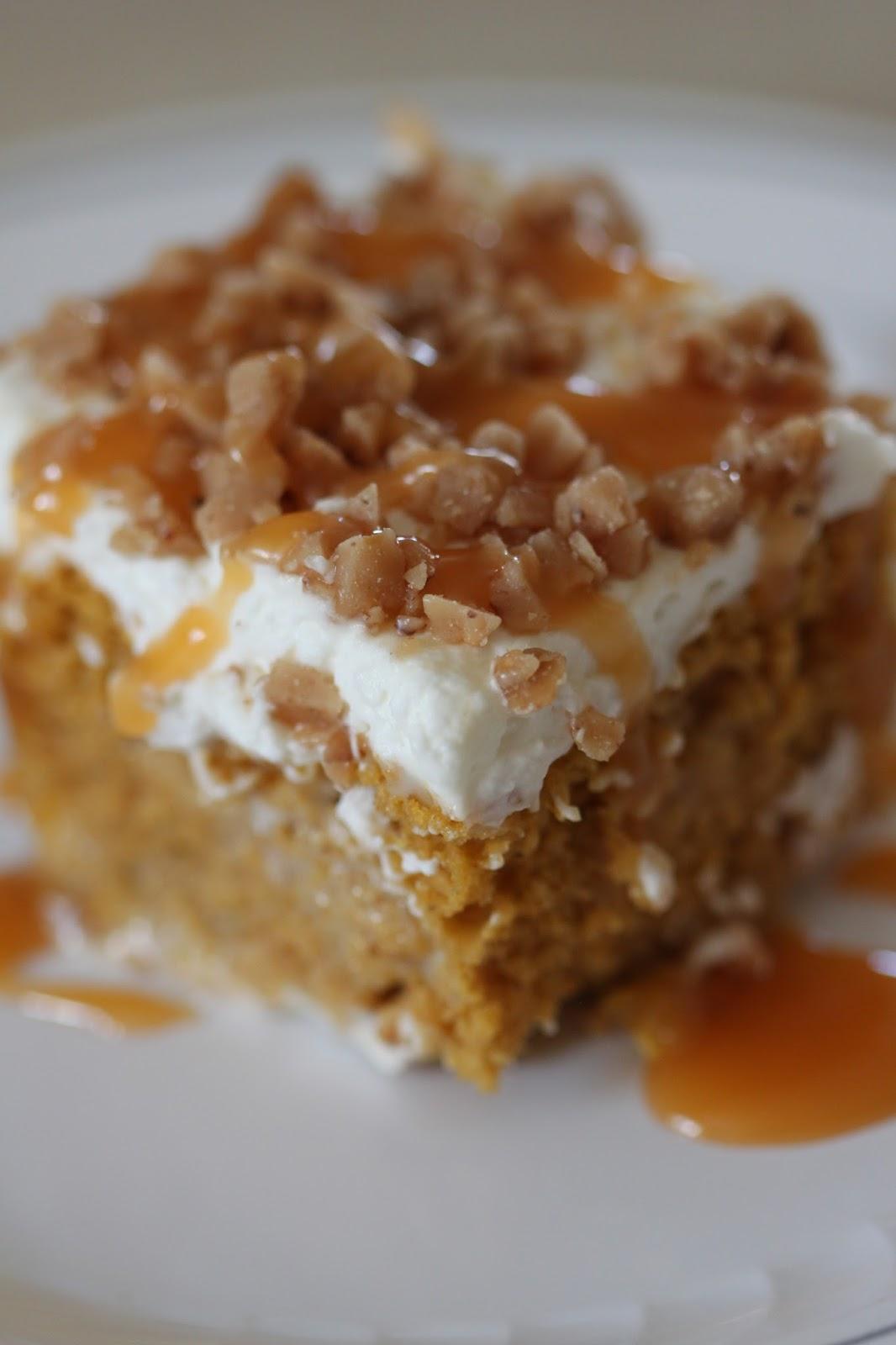 Pumpkin Cake Recipe Sweetened Condensed Milk