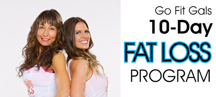 Ten-Day Fat Loss - THE LIFESTYLE KICK STARTER STARTING TODAY. Weight loss programs and diets.