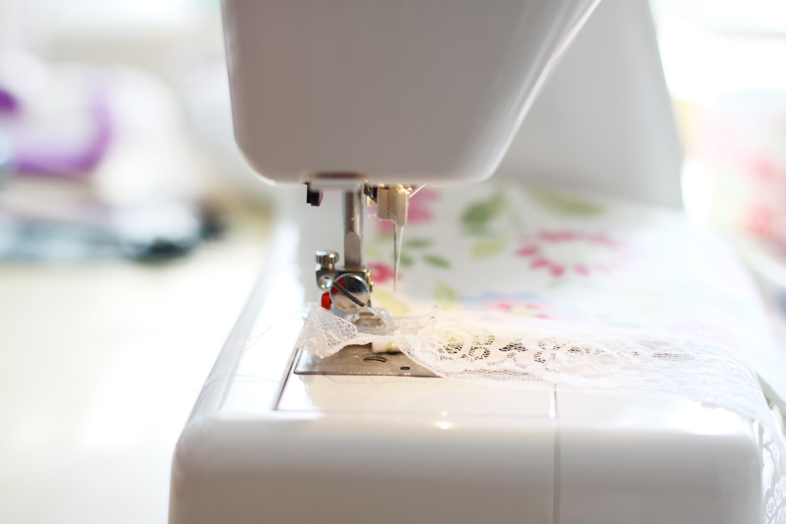 Sewing | Bella Coco craft room | Nicola White photography