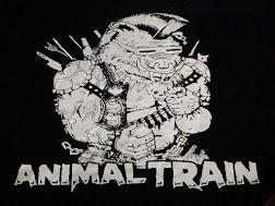 Animal Train Logo T Shirt