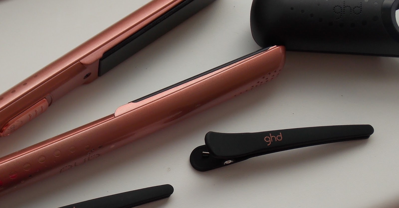 Review GHD Rose Gold Limited Edition Hair Straighteners