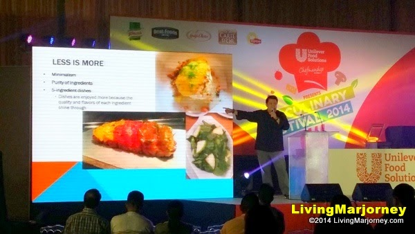 UFS Culinary Festival 2014