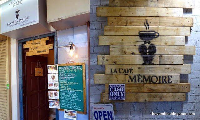 La Cafe Memoire, TTDI