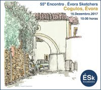55º Encontro ÉSk | Cogulos, Évora