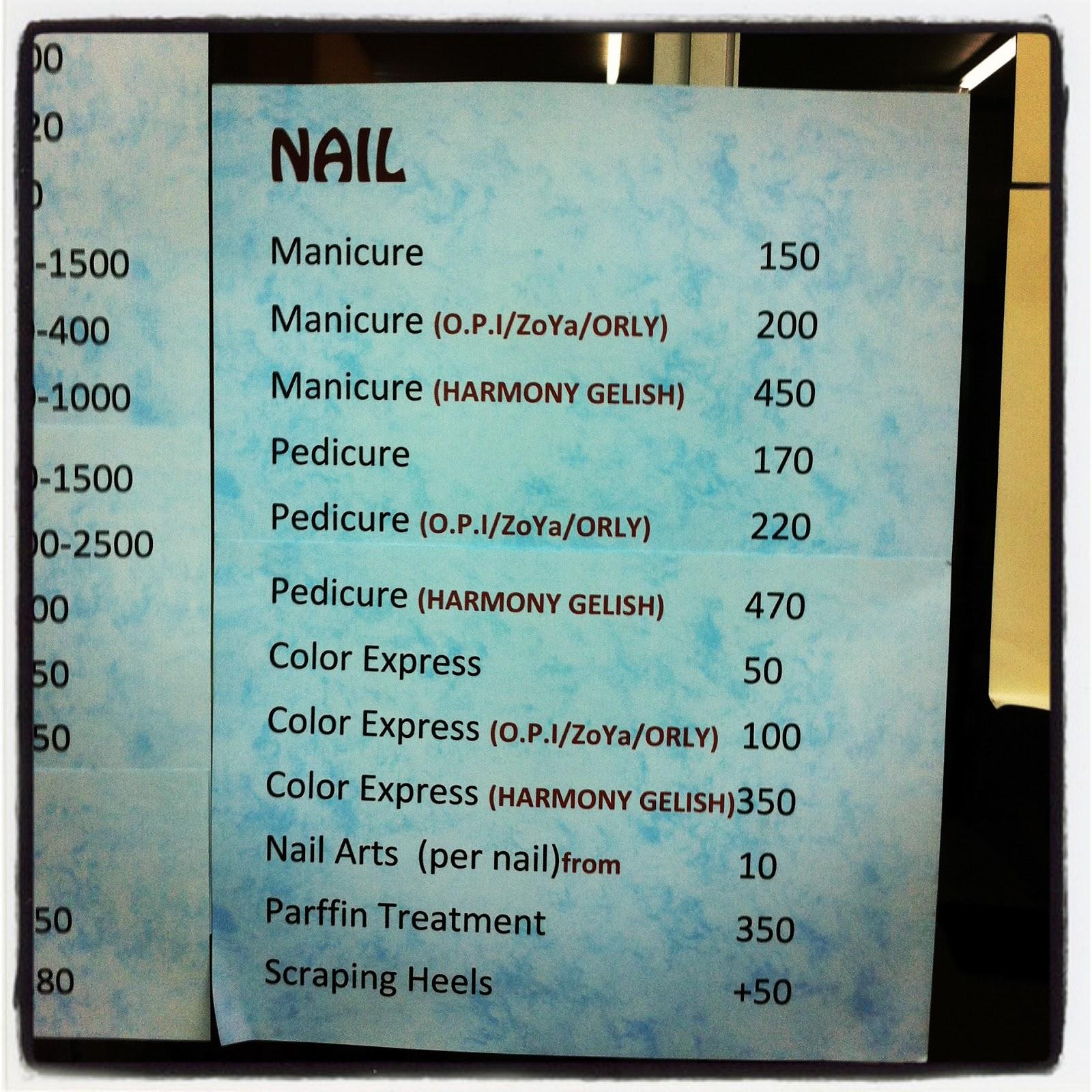 Travel Truth 101 Fantastic Nails At Kaekai Bangok Thailand