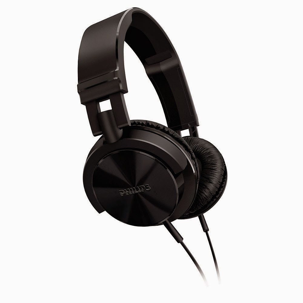 Buy Philips DJ SHL3000WT Over-the-ear Headphones at  Rs.730 only at Amazon.