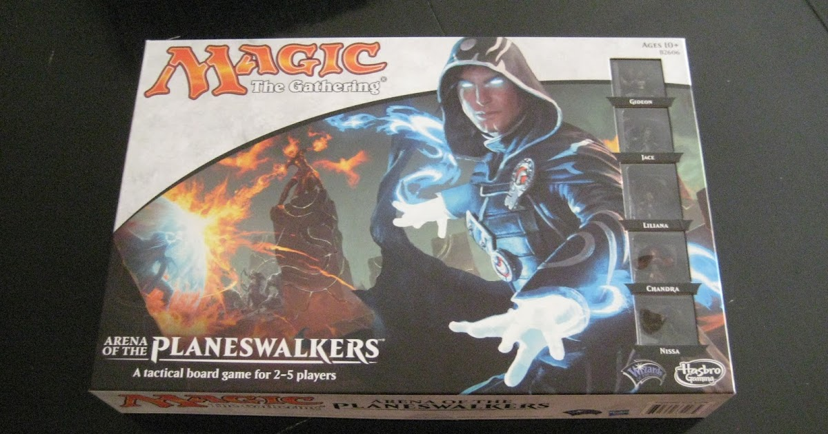 The Heroscape Blog: Magic the Gathering Arena of the ... Planeswalker Arena Custom
