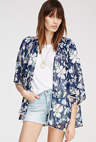 kimono Forever 21