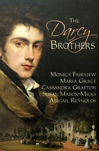 Book Cover - The Darcy Brothers by various Austen Variations Authors