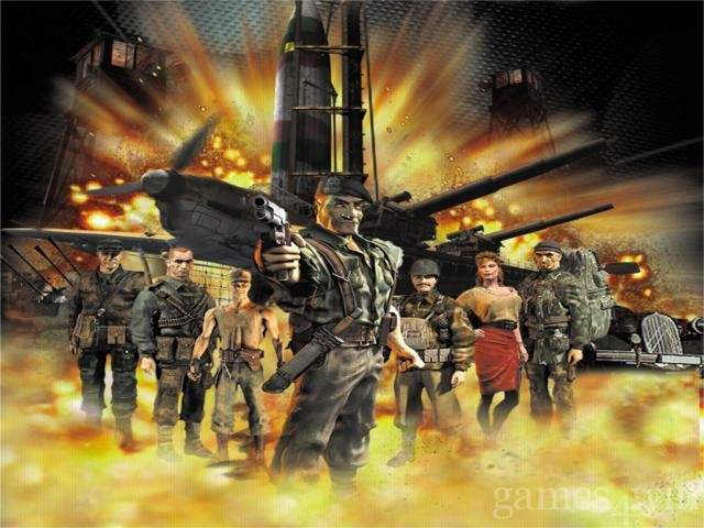 Commandos 3 Destination Berlin PC Game Overview