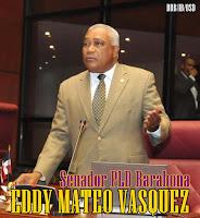 Licdo. Eddy Mateo, el senador de todos