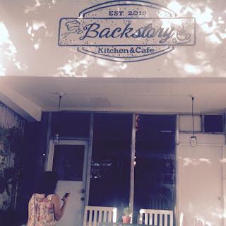 Backstory Kitchen and Cafe, Don Mariano Cui Street, Cebu City, Cafes in Cebu