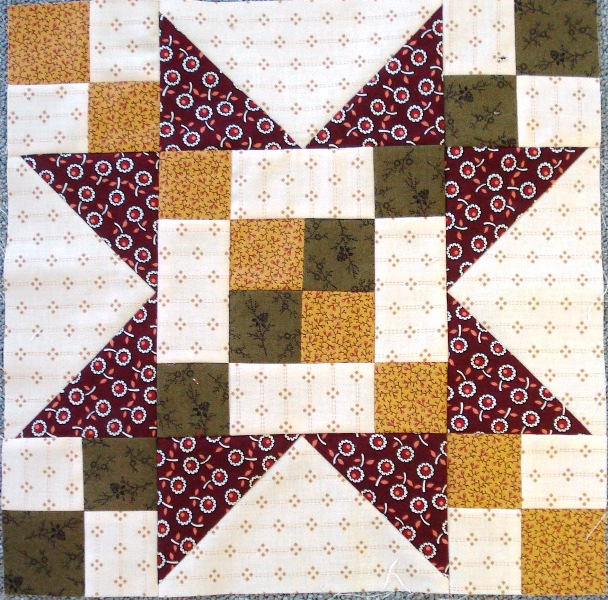 #9 Second Saturday Sampler Block