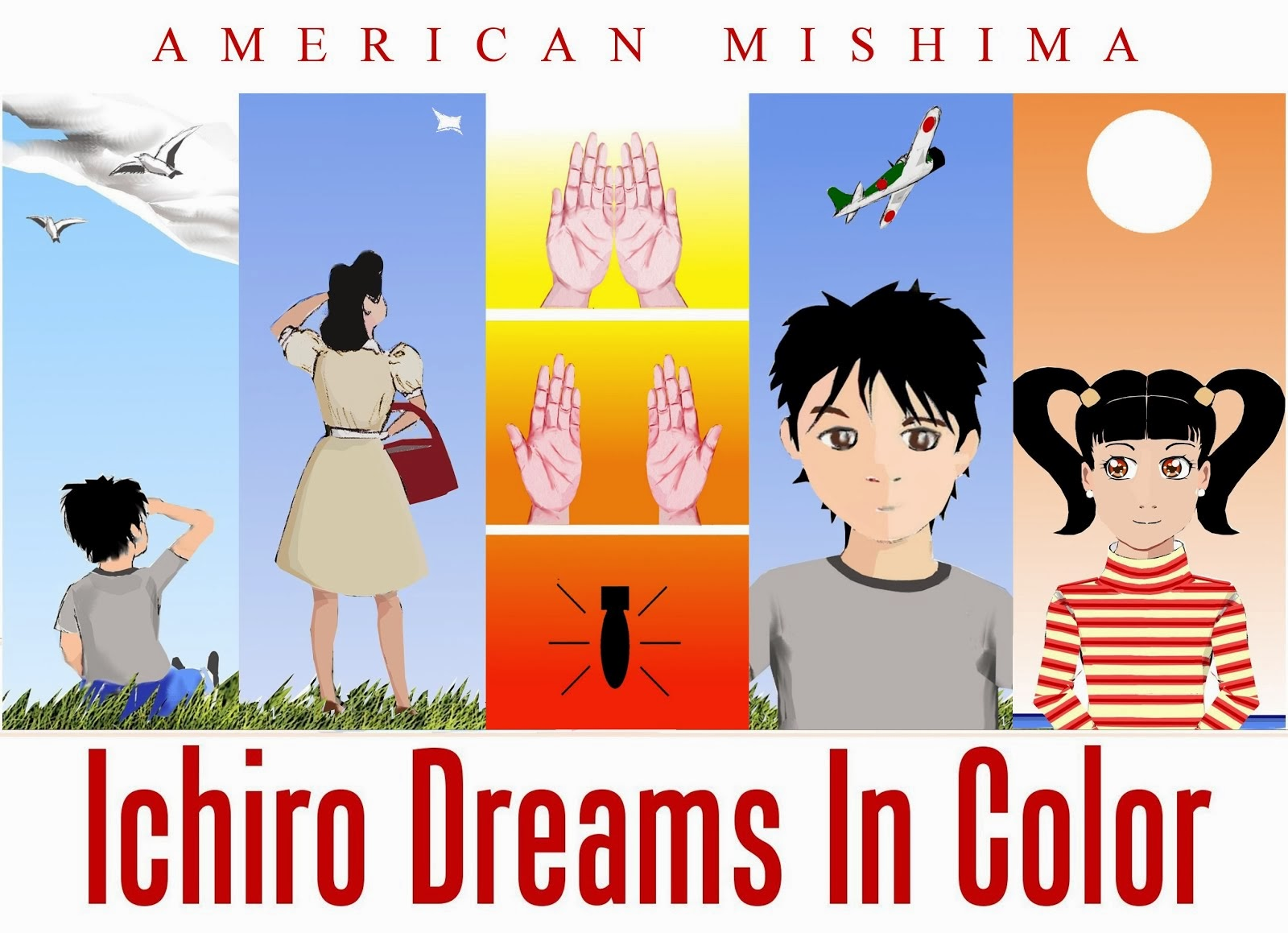 Buy American Mishima Books