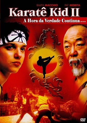 Karatê Kid 2 - A Hora da Verdade Continua BluRay Filmes Torrent Download capa