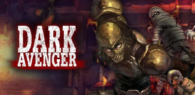 Dark Avenger APK 1.2.6 Modded Unlimited Gold 5000 XP For One Hit Android