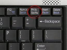 How To Locate The Print Screen Key On Your Keyboard