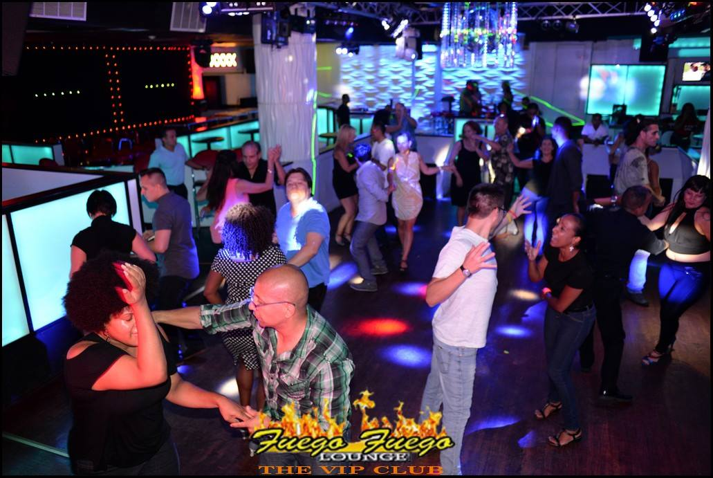 FOTOS SALSA LOVER THURSDAYS  9-1-16