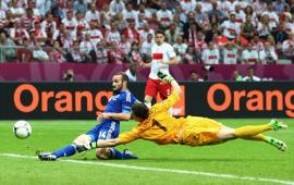 اهداف مباراة بولندا واليونان 1-1 في بطولة اليورو 8-6-2012