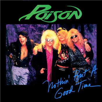 Acapellas Heaven: Poison - Nothin' But A Good Time (Stems)