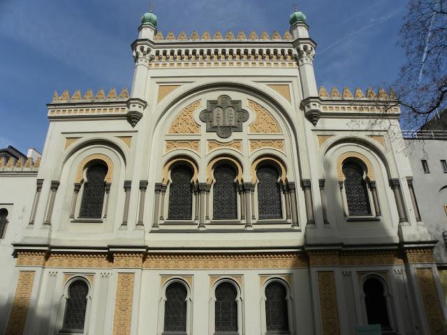 Josefov Synagogues Prague
