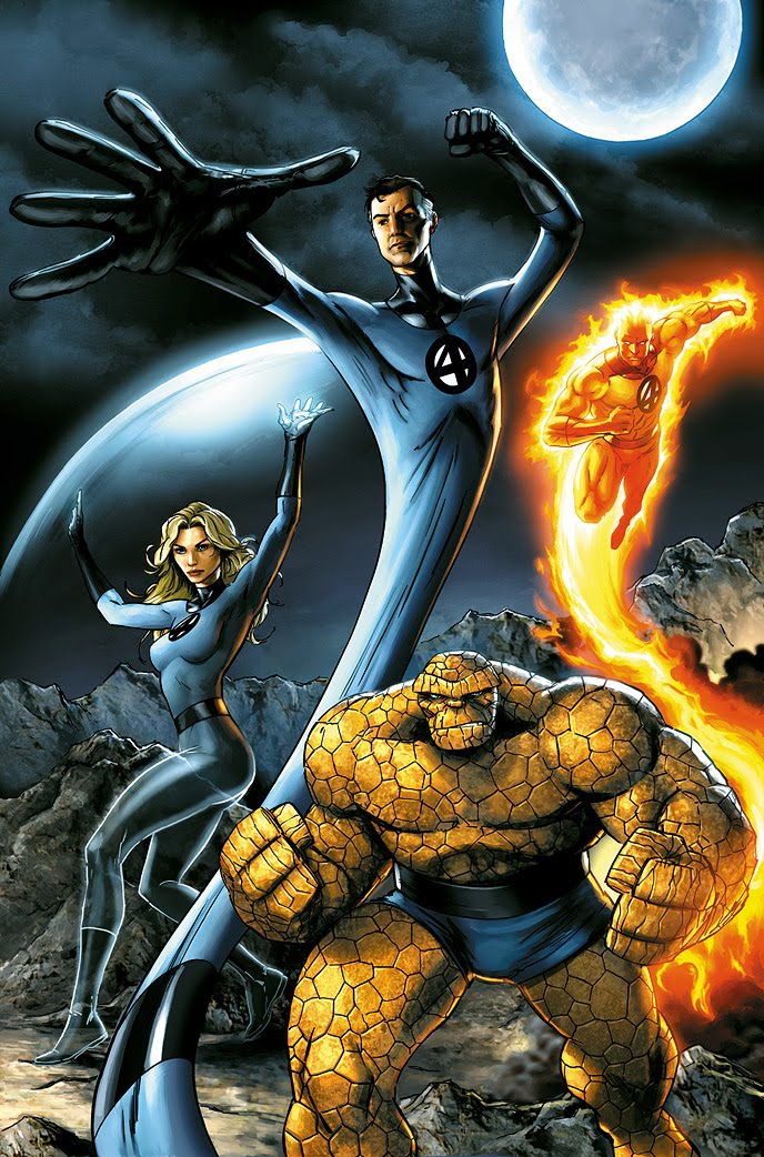 Mister Fantastic (Marvel Comics) Character Review - 3