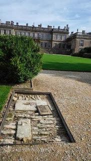 Garden+Archaeology+Dyrham
