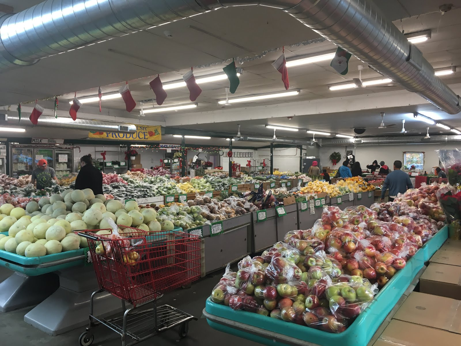 Verchios Produce Market