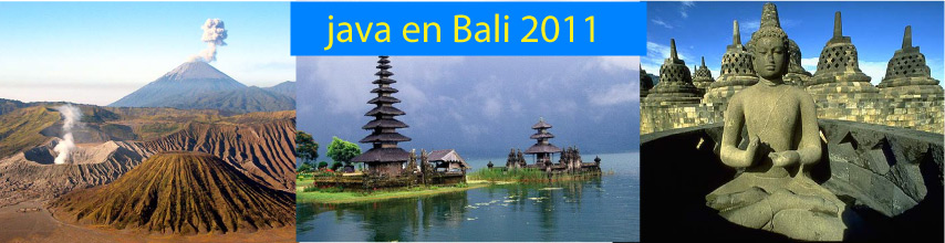 Java en Bali 2011