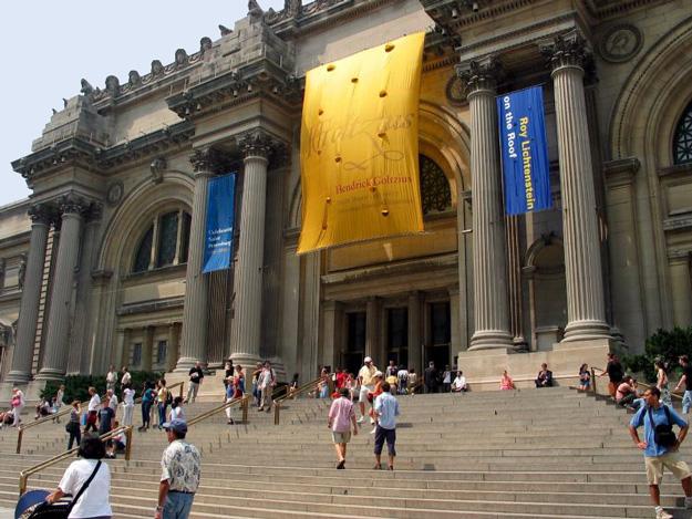 The metropolitan museum of art new art 2011 for About the metropolitan museum of art