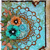 Crimped Flower Card with Corina Finley