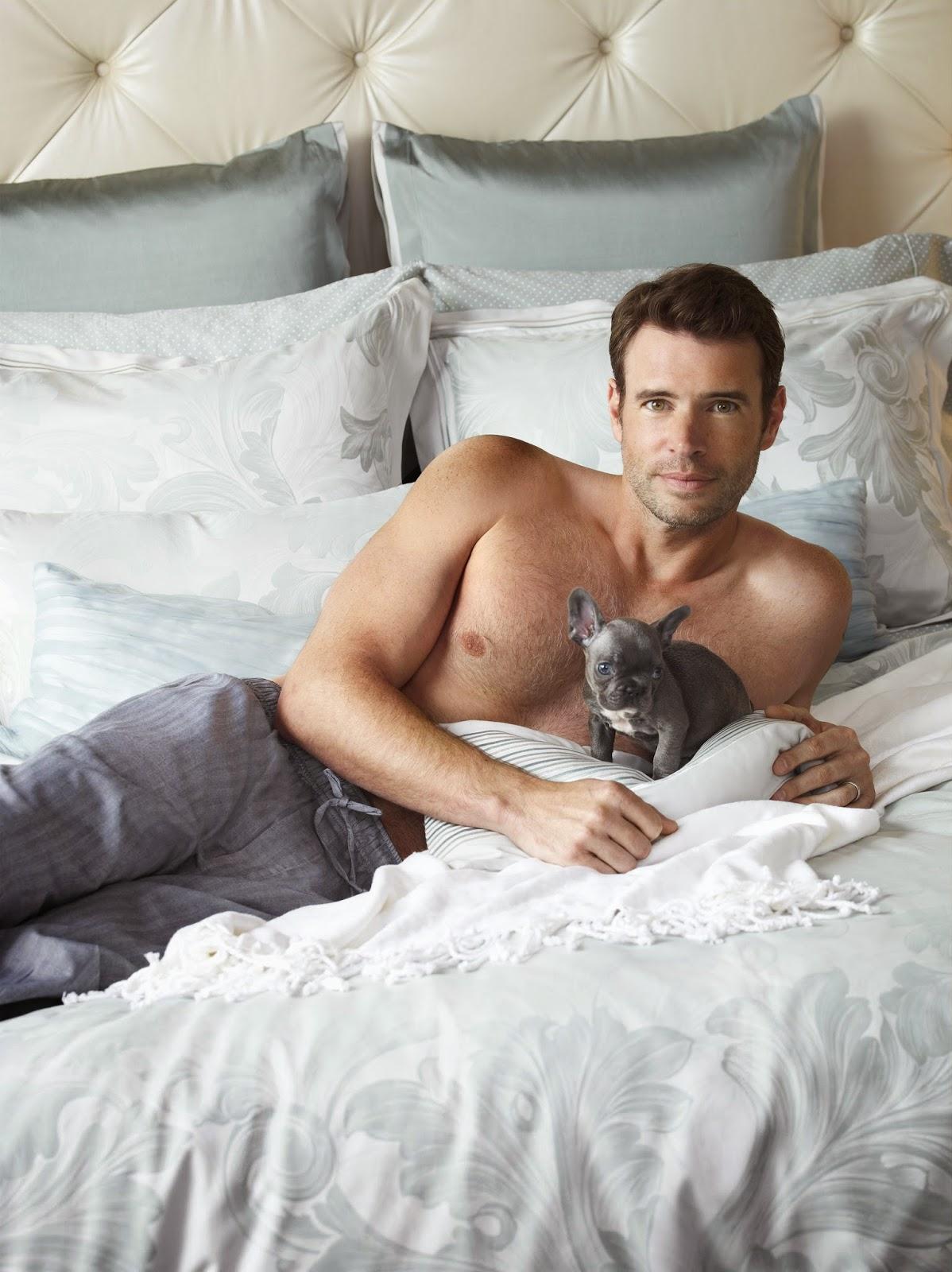 PoshTheSocialite: Scandal Star Scott Foley Gets Sexy For Luxury ...