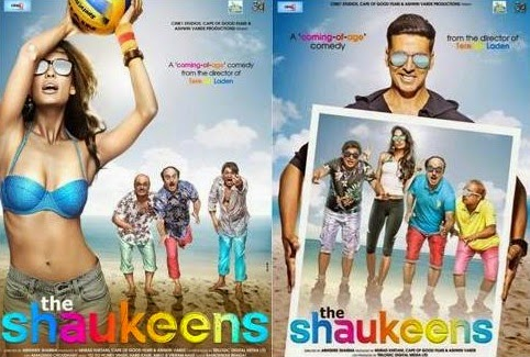 The Shaukeens 1st Day Box Office Collection