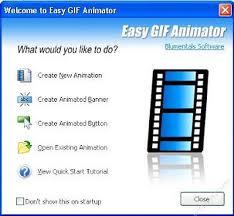 membuat gambar animasi