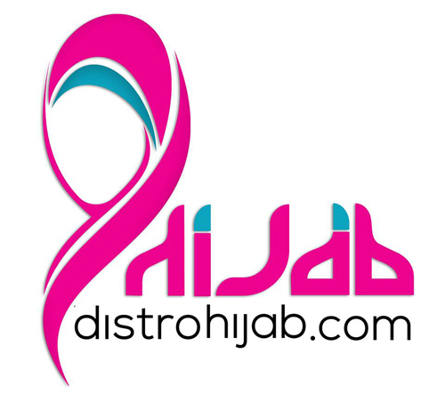Hijabs Fashion Shop Logo