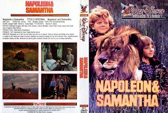 Carátula: La montaña de la aventura (Napoleon y Samantha)(1972)