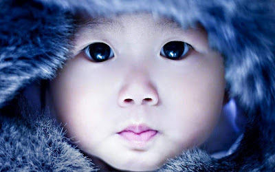 Baby cute wallpapers collection