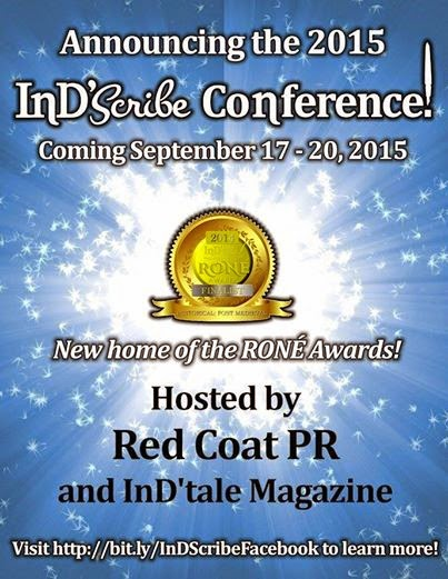 InD'Scribe Conference!