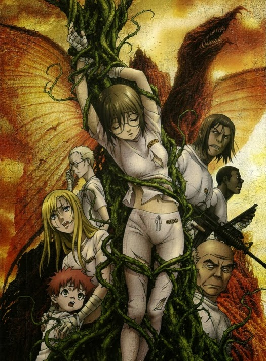 King Of Thorn [1/1][990 mb][Pelicula][Jap]