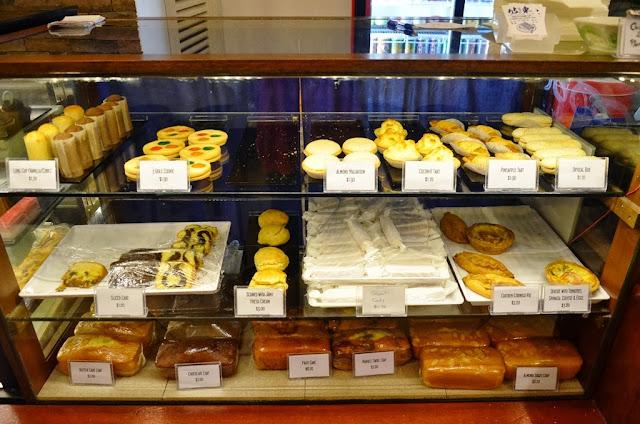 Marmalade Cafe Menu Calories